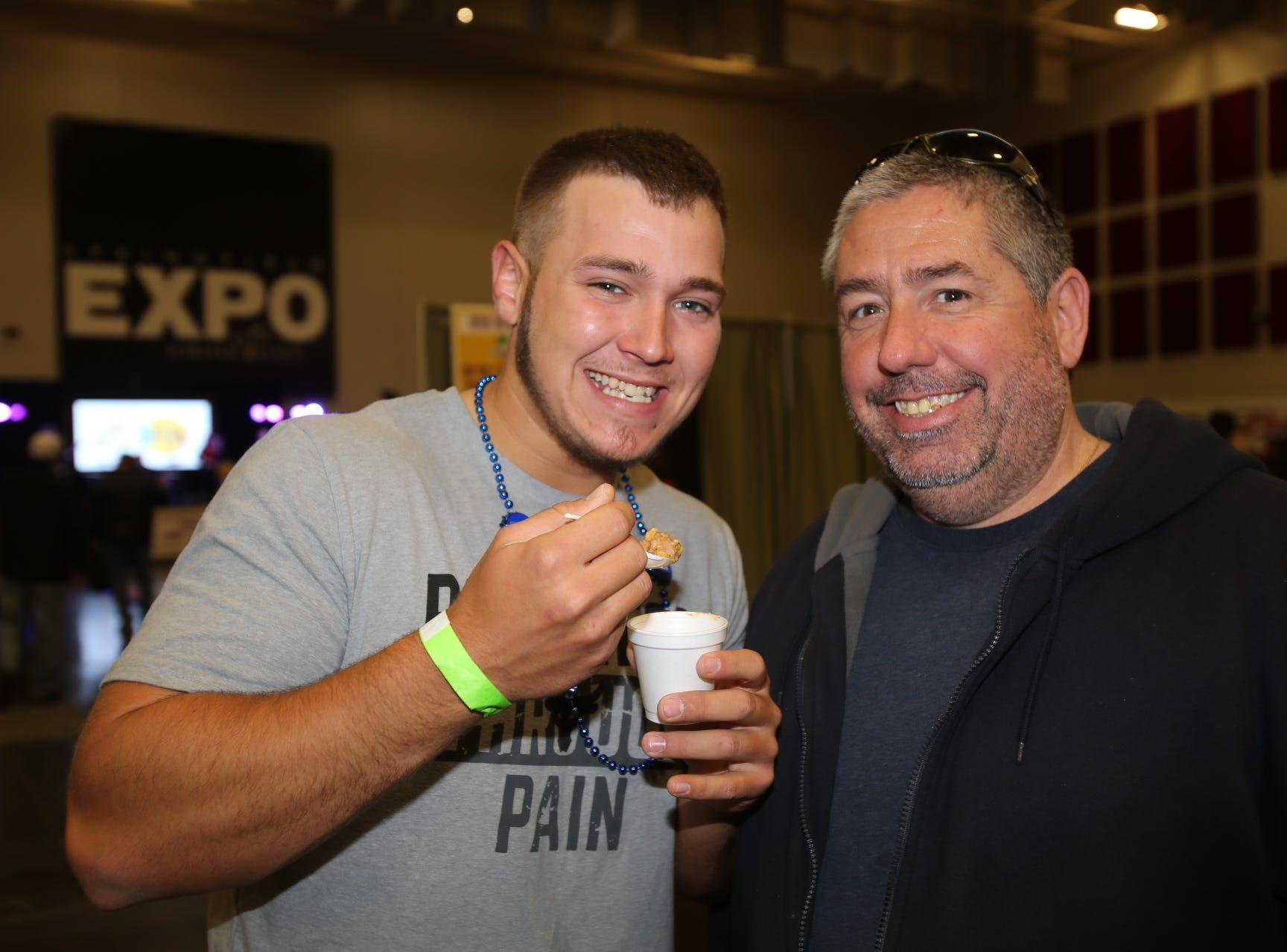 Randy Beeson and Matt Cowin