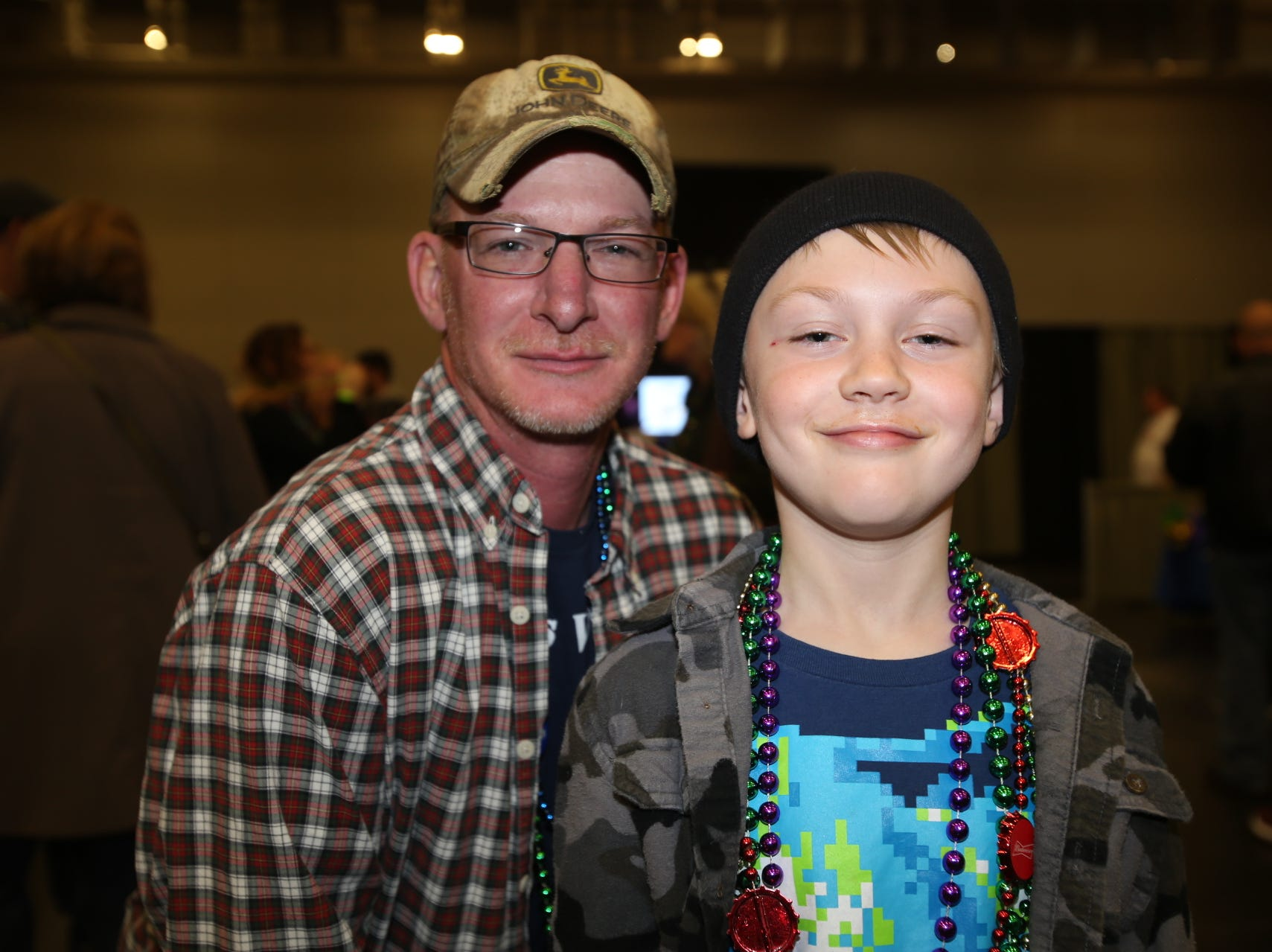 Donnie and Samuel Sindle