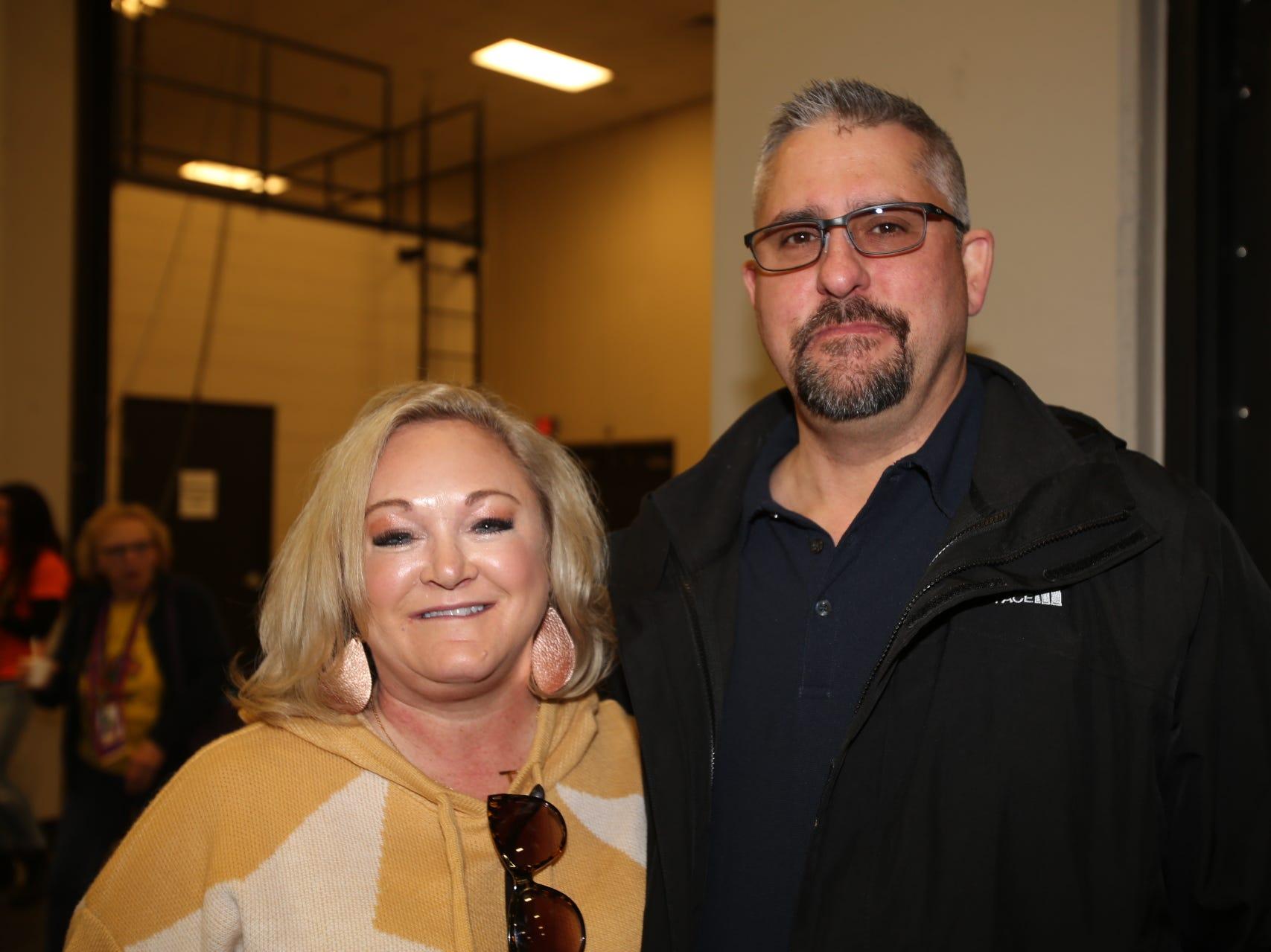 Jenny and Richard Winders