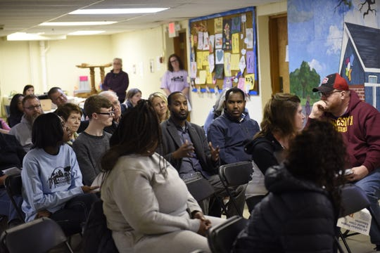 Wolgamott's first town hall covers special education cross-subsidy