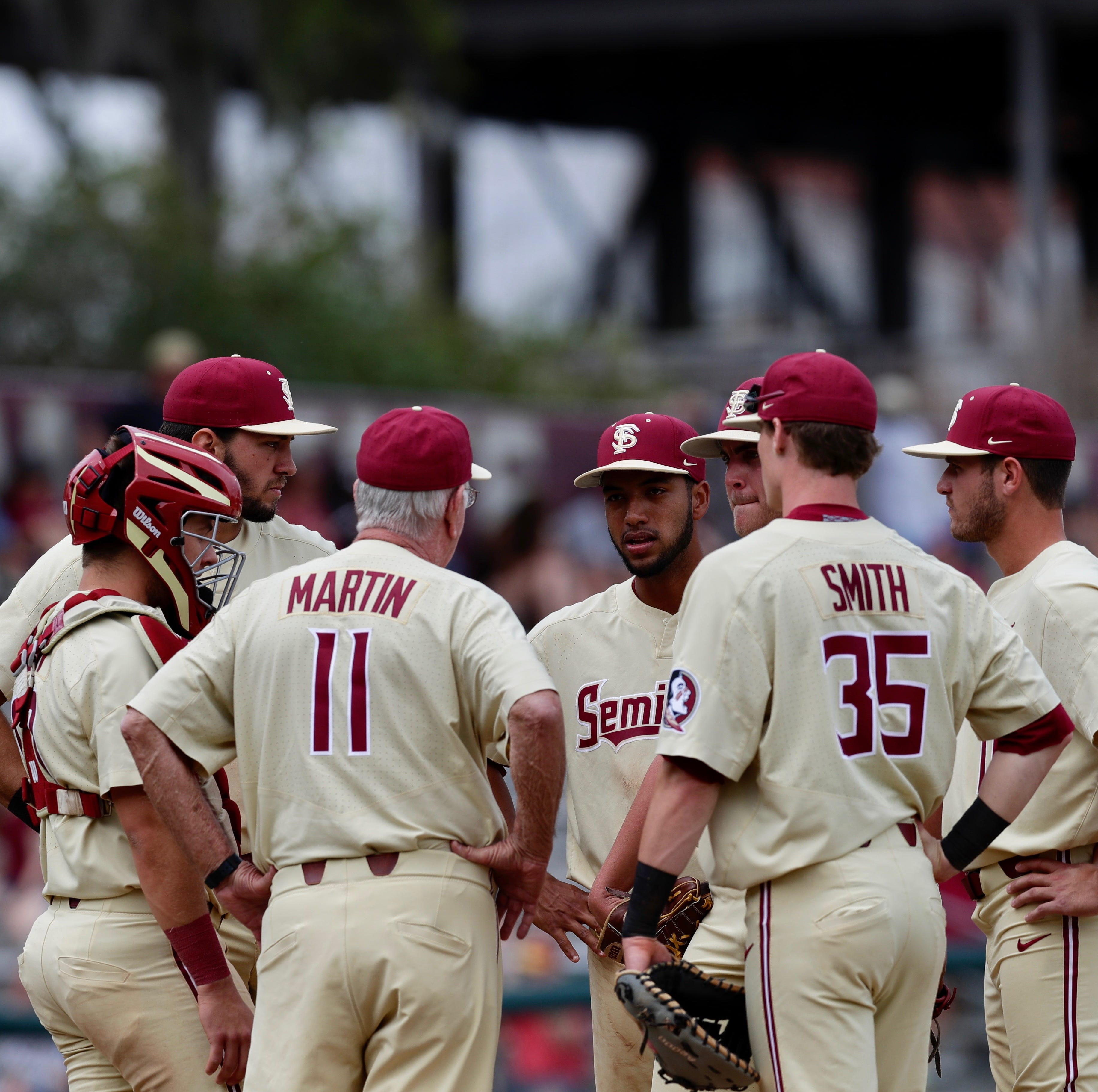 Mike Martin says changes coming in wake of FSU's series loss to Boston College