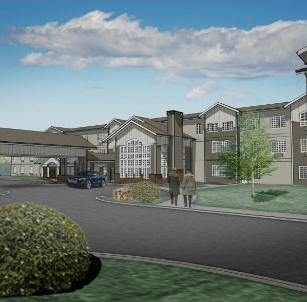 New assisted living development will let Newark's seniors age in place