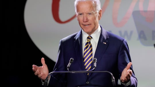 Second woman accuses Joe Biden of inappropriate behavior: 'I thought he was going to kiss me'