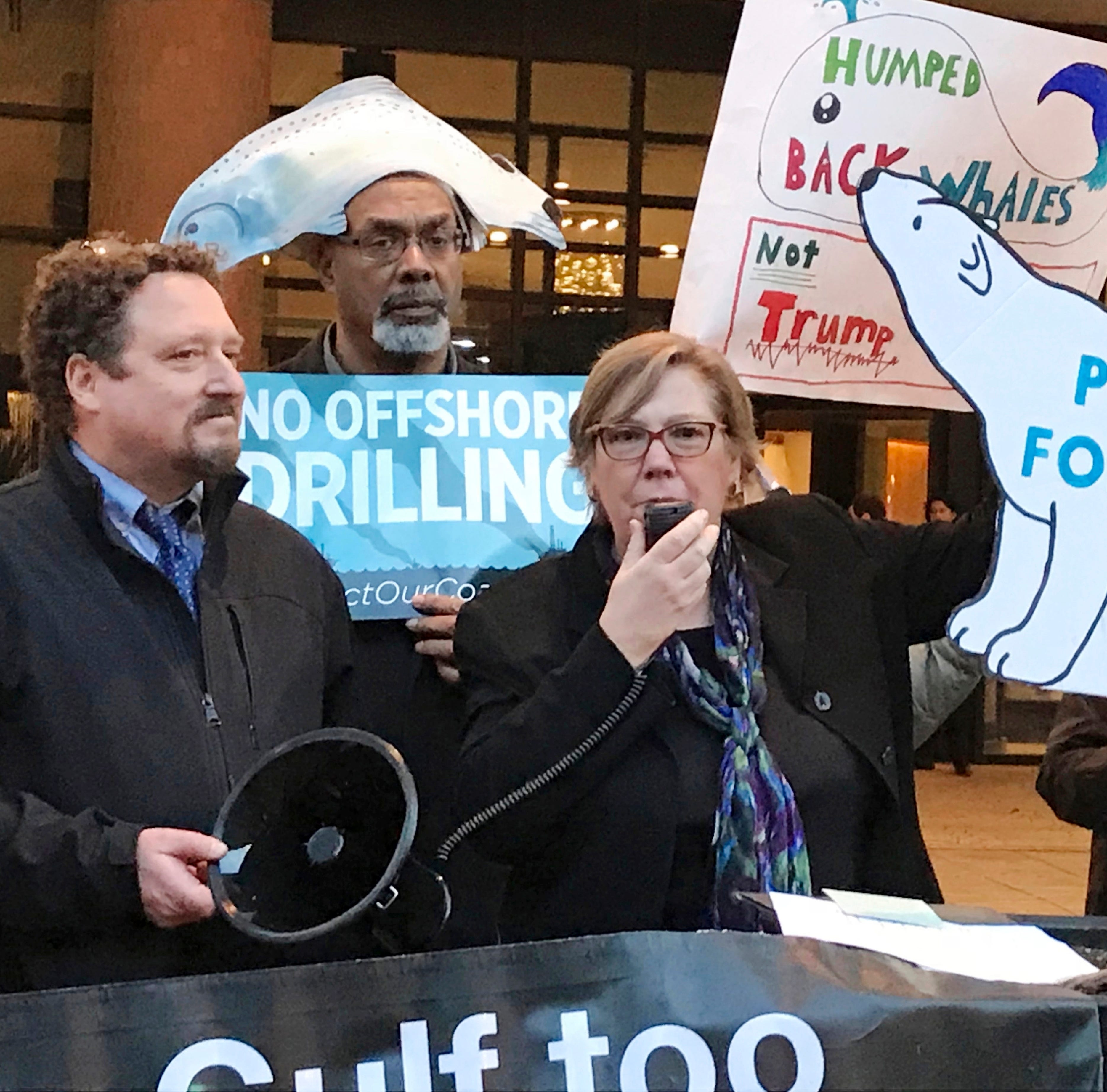 Alaska judge blocks Trump's executive order, restores offshore drilling ban in Arctic Ocean