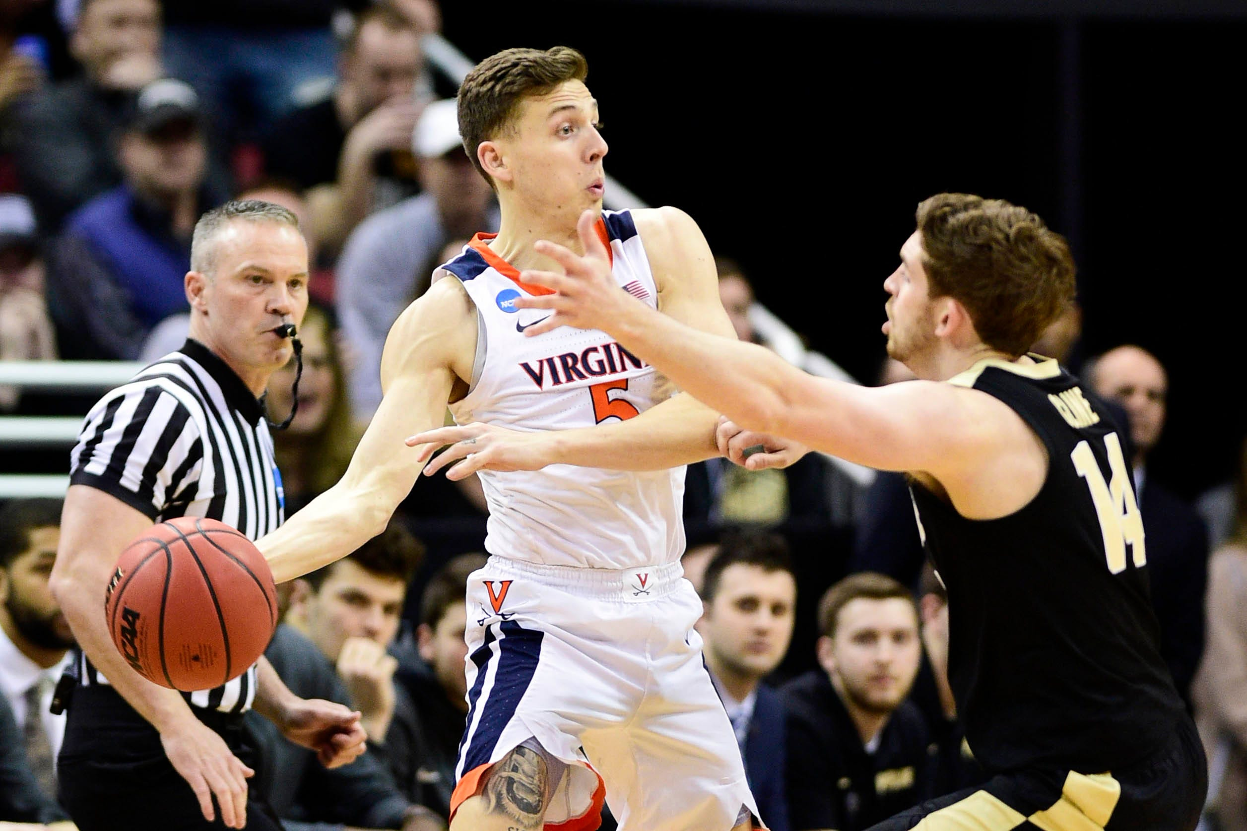 Virginia earns first Final Four spot since 1984, winning classic overtime thriller with Purdue