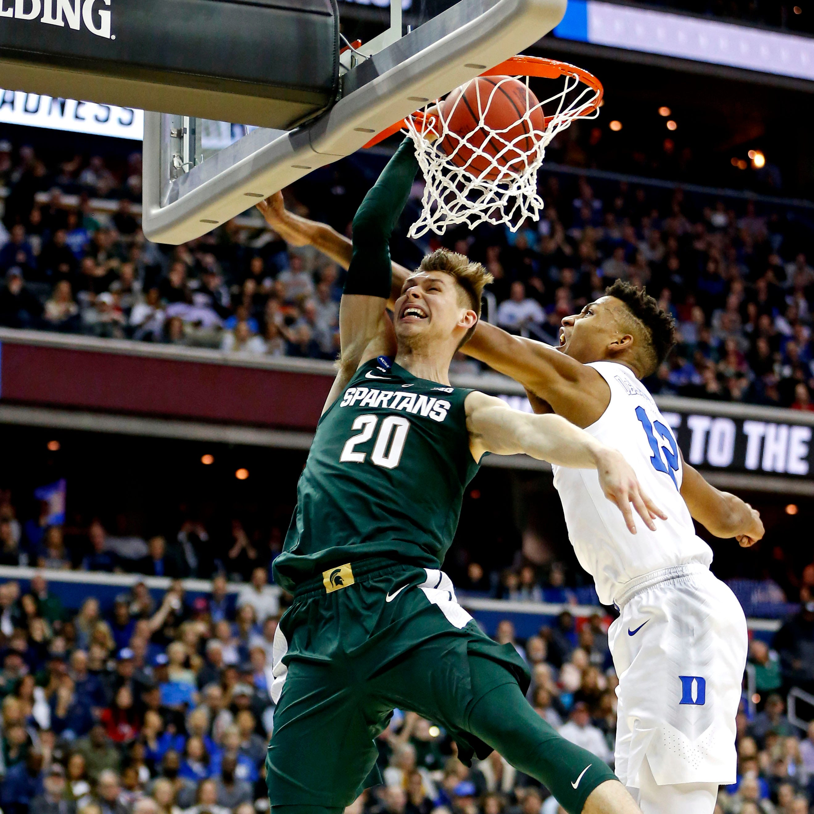 Michigan State basketball's Matt McQuaid avoids Final Four scarlet letter
