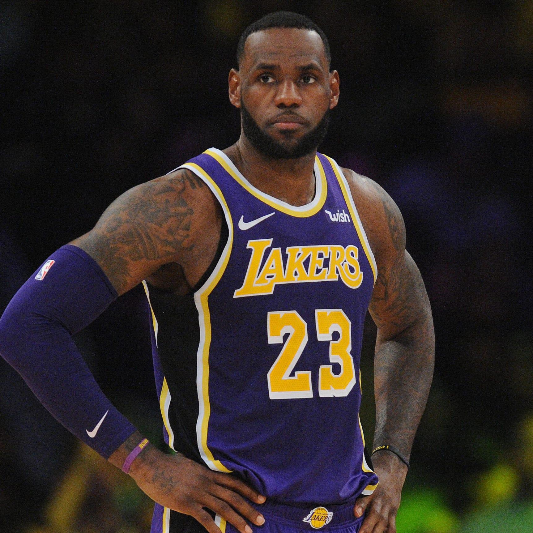 Los Lakers confirman que LeBron ya no jugará esta temporada