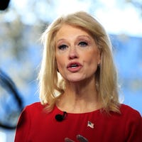 Kellyanne Conway slams Fox News' Chris Wallace for asking about family