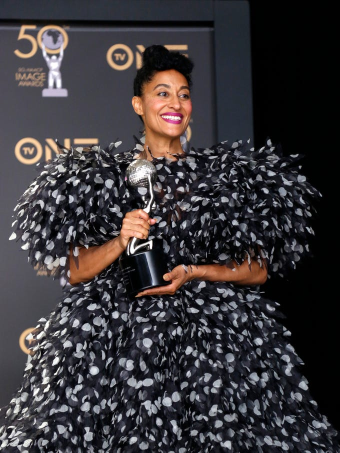 Image result for tracee ellis ross naacp 2019