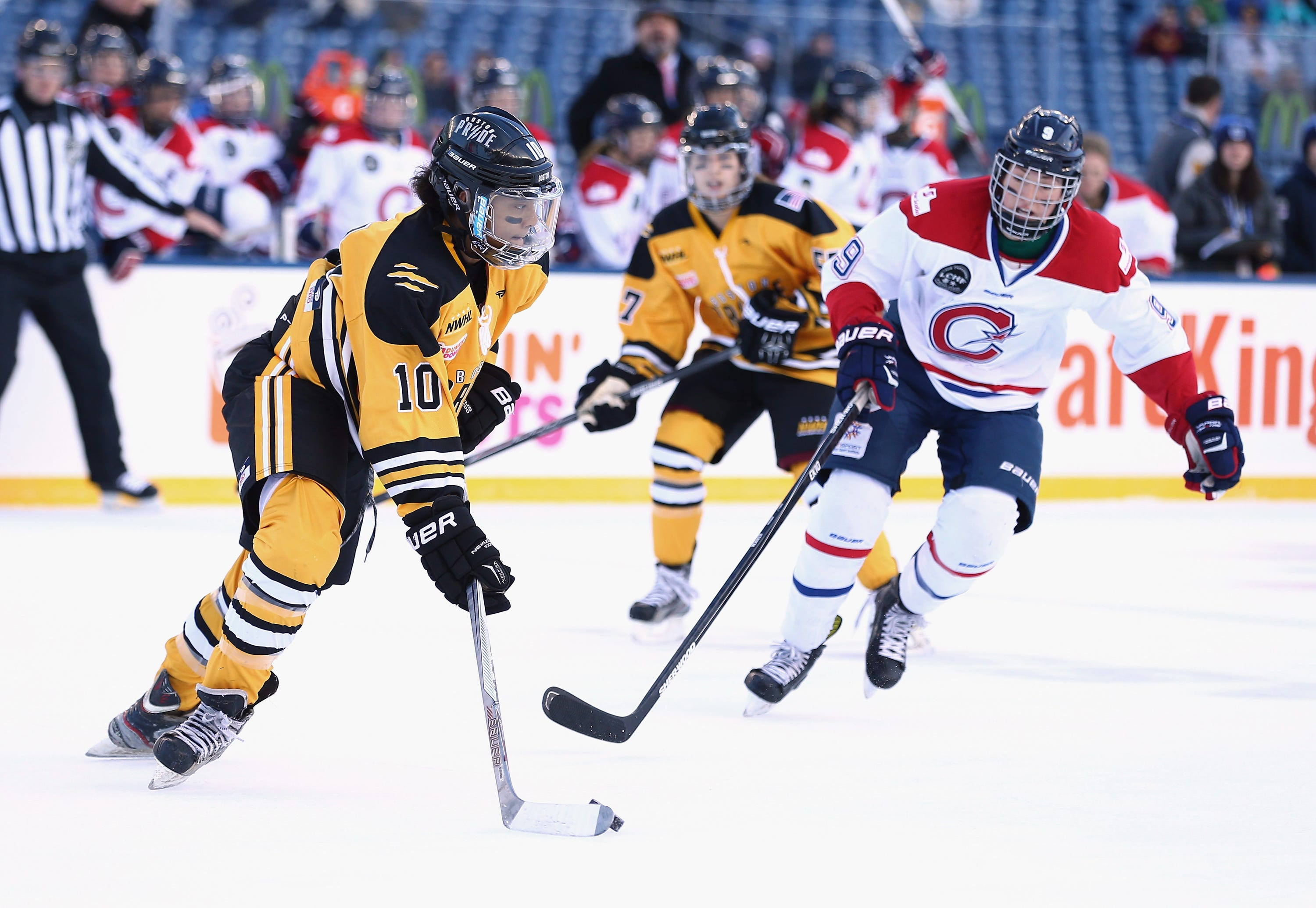 Canadian Women's Hockey League is going out of business