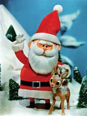 """Rudolph the Red-Nosed Reindeer"" has played in homes around the holidays every year since 1964."