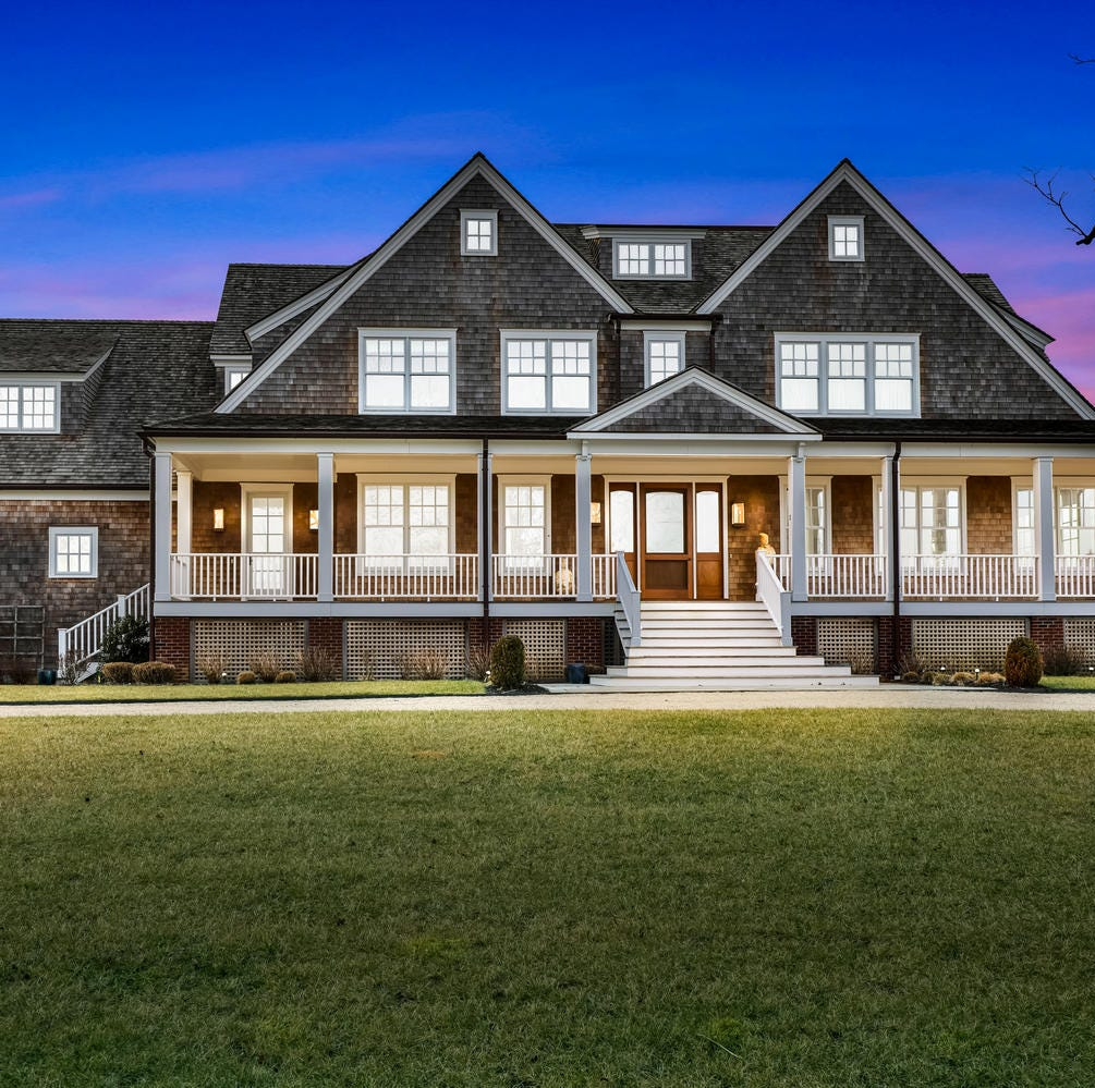 Rumson waterfront home stuns