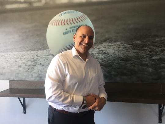 Lakewood BlueClaws President and General Manager Joe Ricciutti