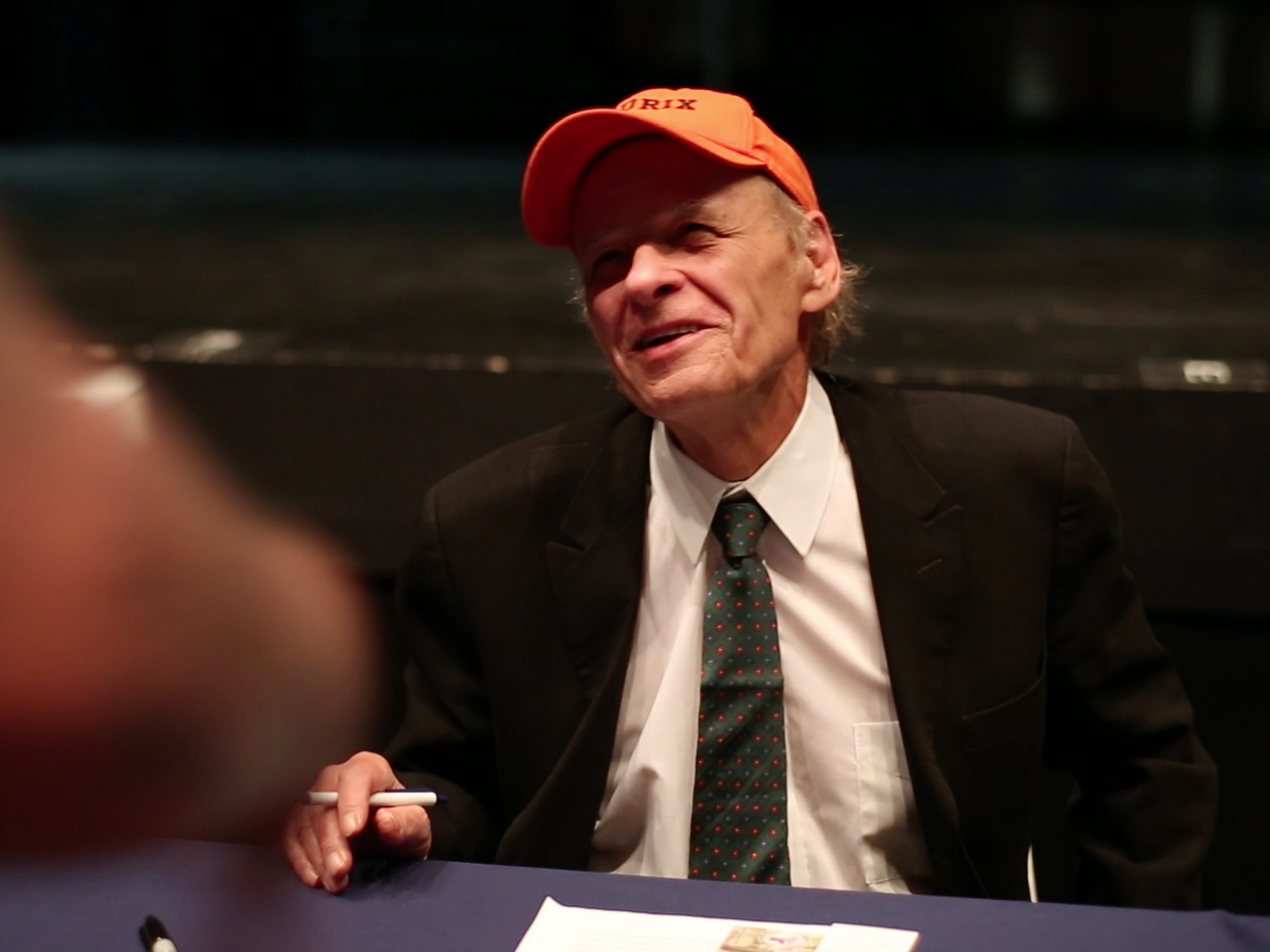 "Tim O'Brien, author of ""The Things They Carried,"" visited Toms River on March 28 for the culmination of Toms River Regional Schools' 2018-2019 NEA Big Read program. O'Brien discussed his time at war and his writing with intermediate and high school students, members of the community and Ocean County College students."