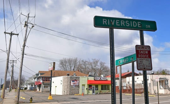 A man was fatally shot near the corner of Grand Ave. and Riverside Dr., near Halal Bites restaurant, in Johnson City on Saturday, March 30. Police are still looking for the suspect, who was wearing a mask. April 1, 2019.