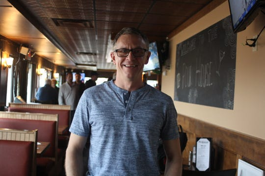 Matt Smith is the owner and general manager of The Pour House Pub and Grill in Johnson City.
