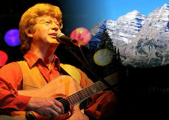 Jim Curry brings the music of John Denver to the Admiral Theatre April 5.