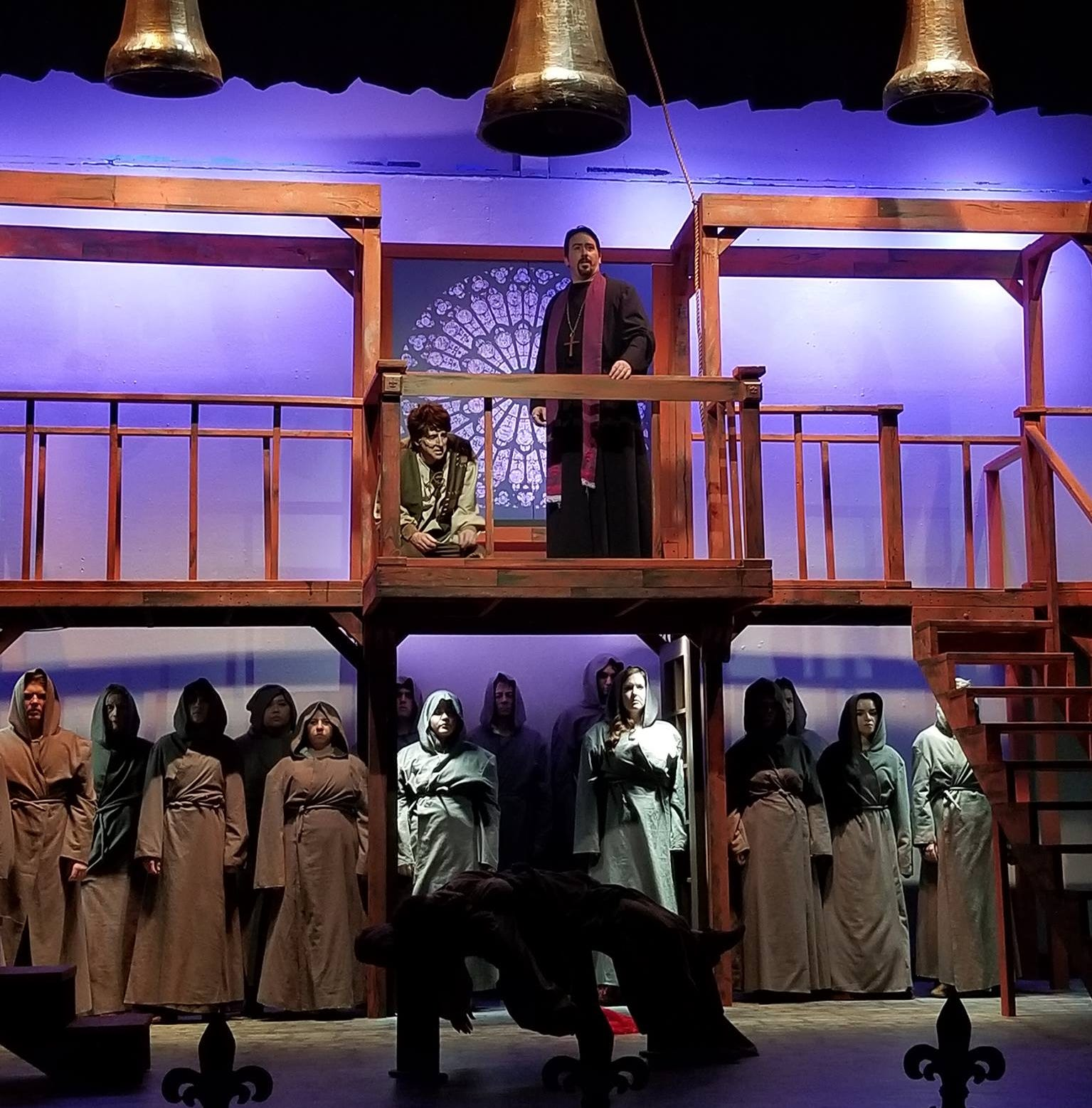 'Hunchback' gets its chance at Bremerton Community Theatre