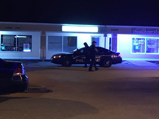 Man receives multiple gunshot wounds after shooting near JD's Sports Lounge March 31, 2019.