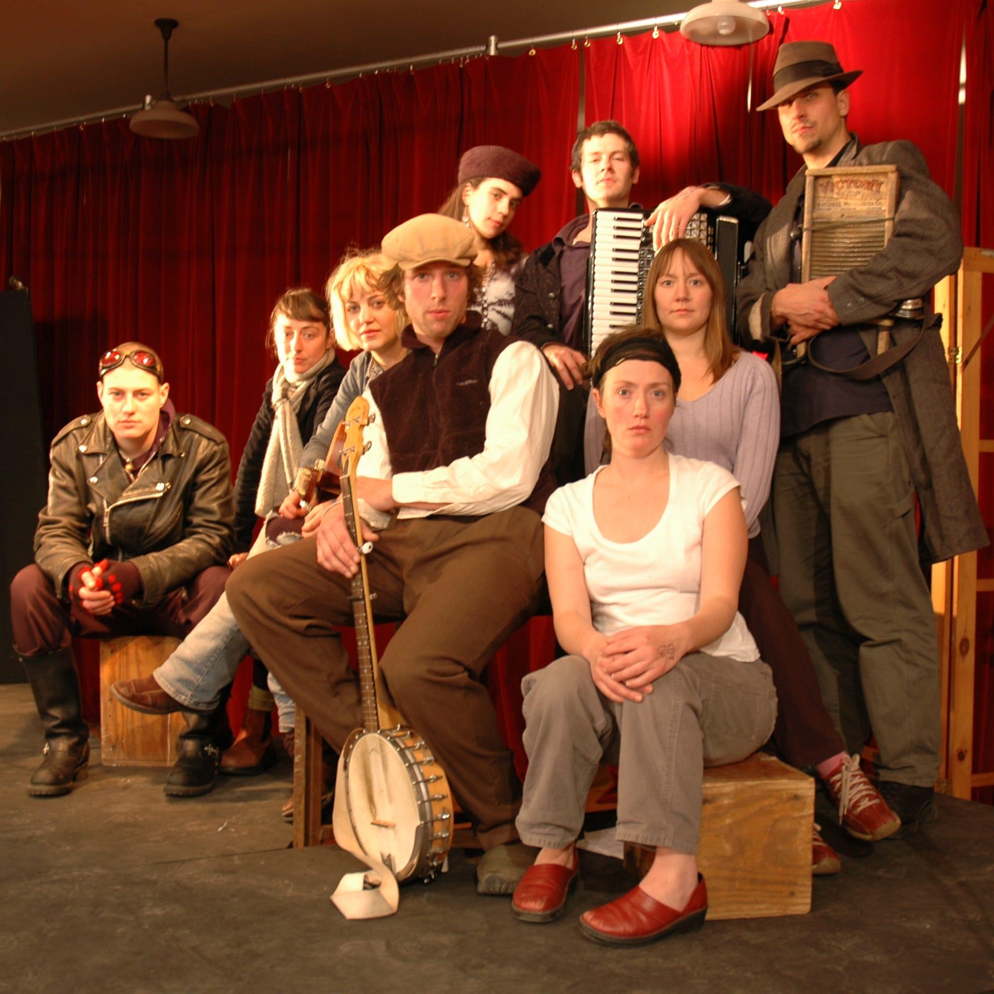 'Hadestown' 2007: Mitchell's 'Hadestown' shows intensity