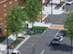 """So-called """"Great Streets"""" improvements proposed for St. Paul Street in Burlington are shown in this rendering created for the city in 2018."""