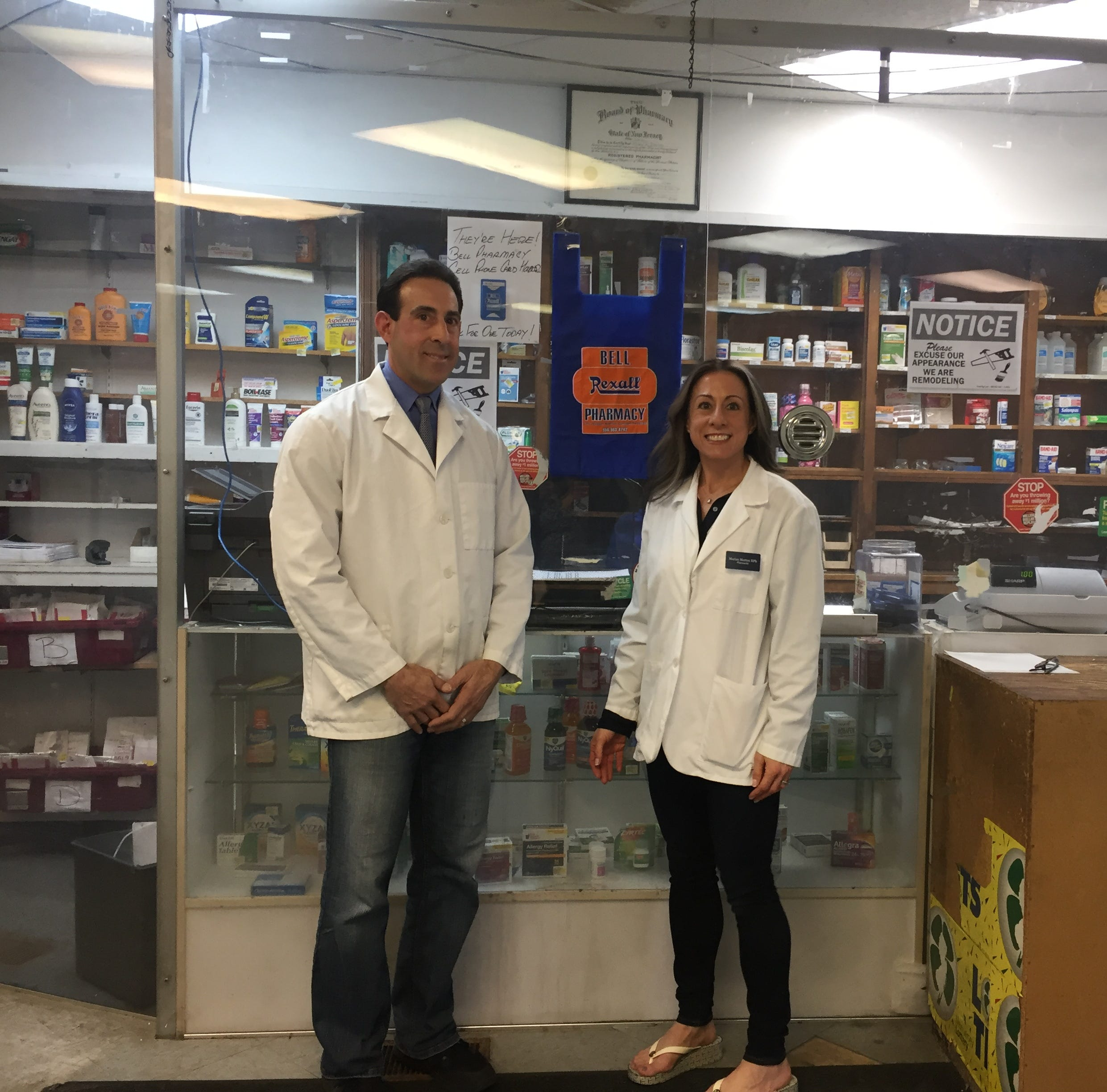 A new (old) look for Camden family pharmacy