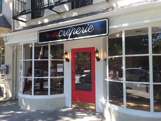 Le Cafe Creperie in Haddonfield will host a pop-up dinner offered by nearby Valente's Italian Specialties.
