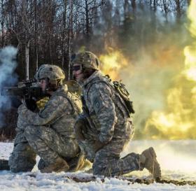 Army paratrooper Nicholas DiMona III dies in Alaska exercise