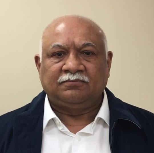 Dr. Ramesh Survaiya of Voorhees