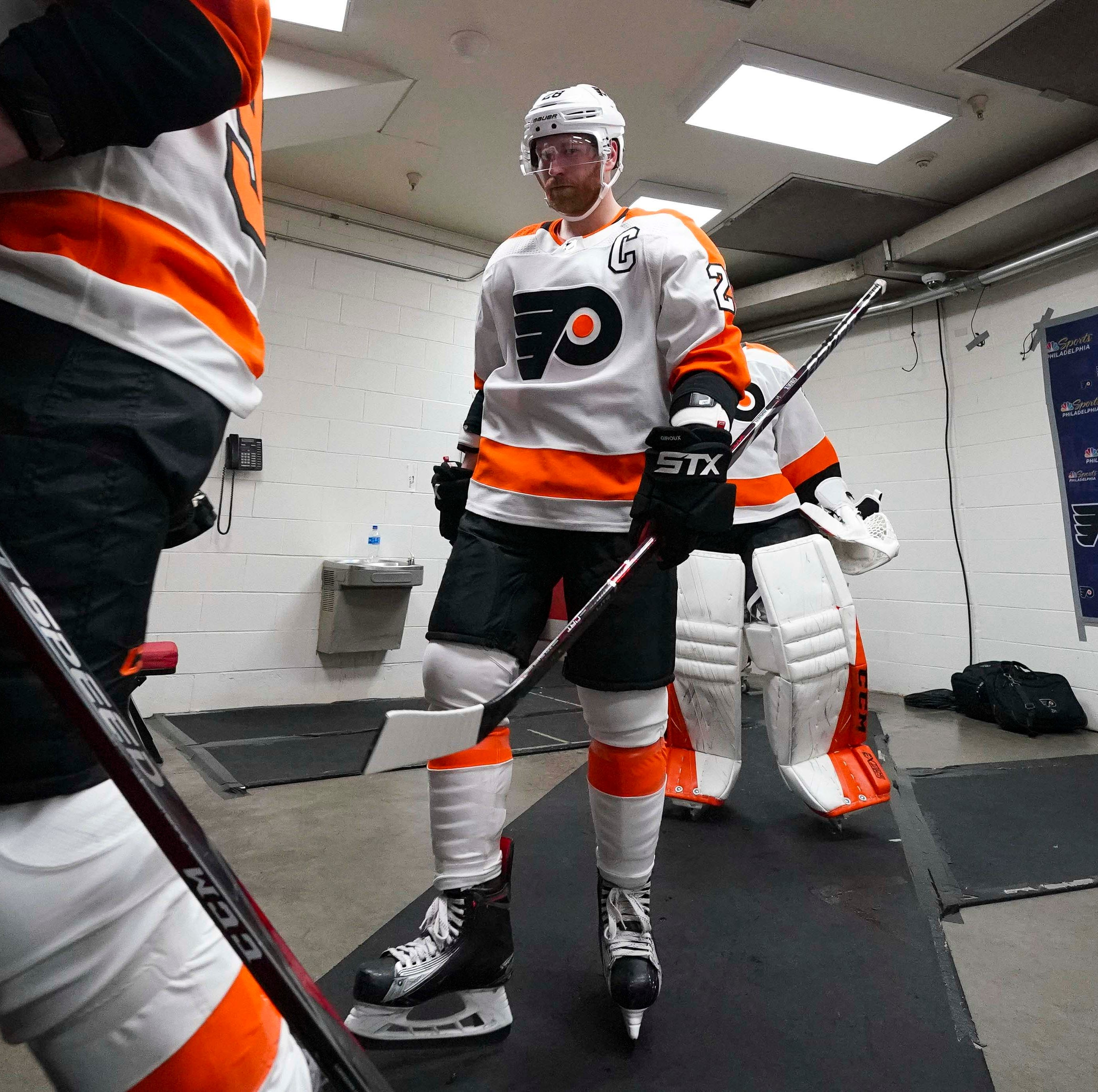 In final week of season, Flyers' focus may shift to offseason