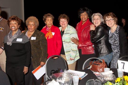 Seder participants