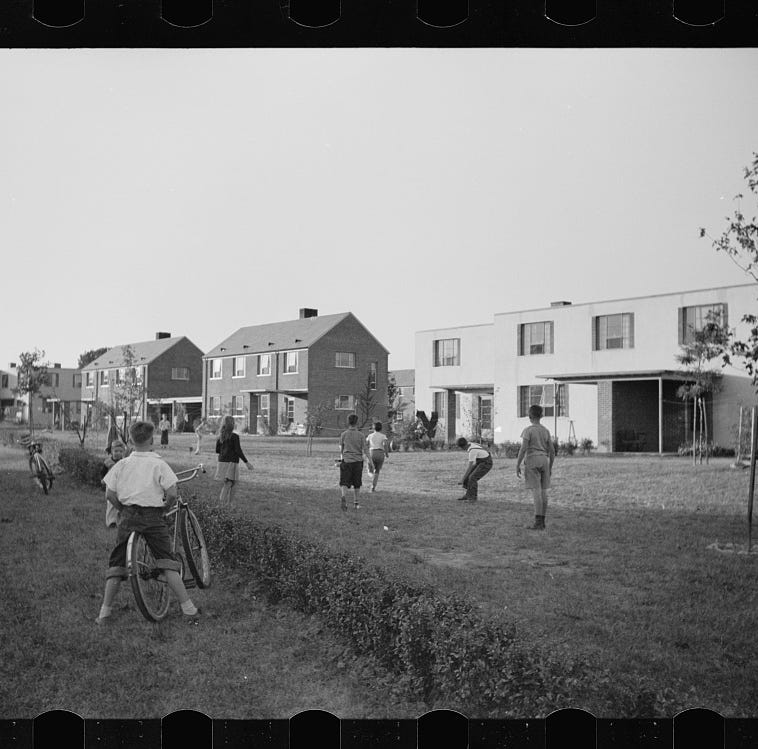 Greenhills was a New Deal town 80 years ago