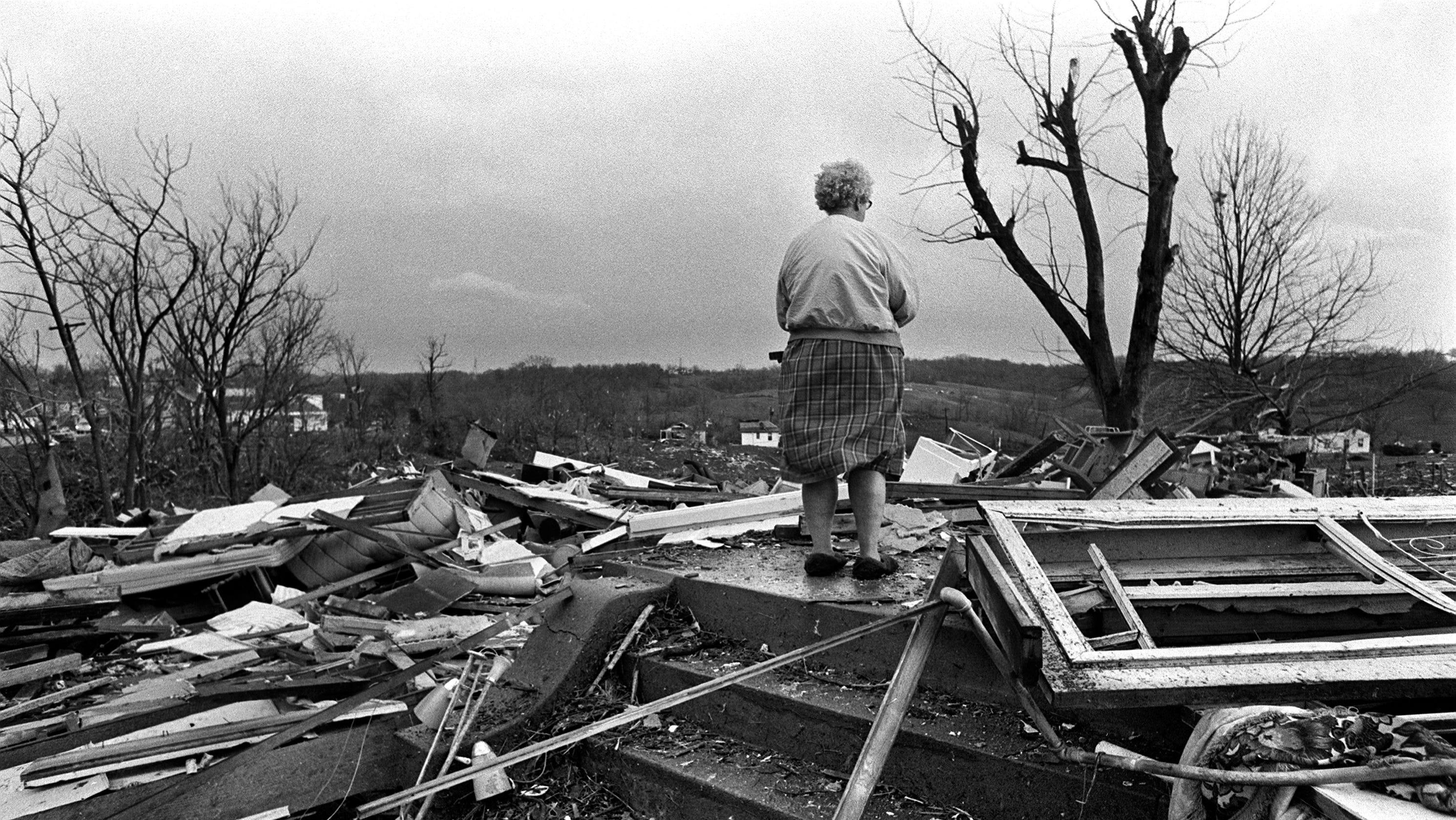45 years ago deadliest tornadoes devastated region