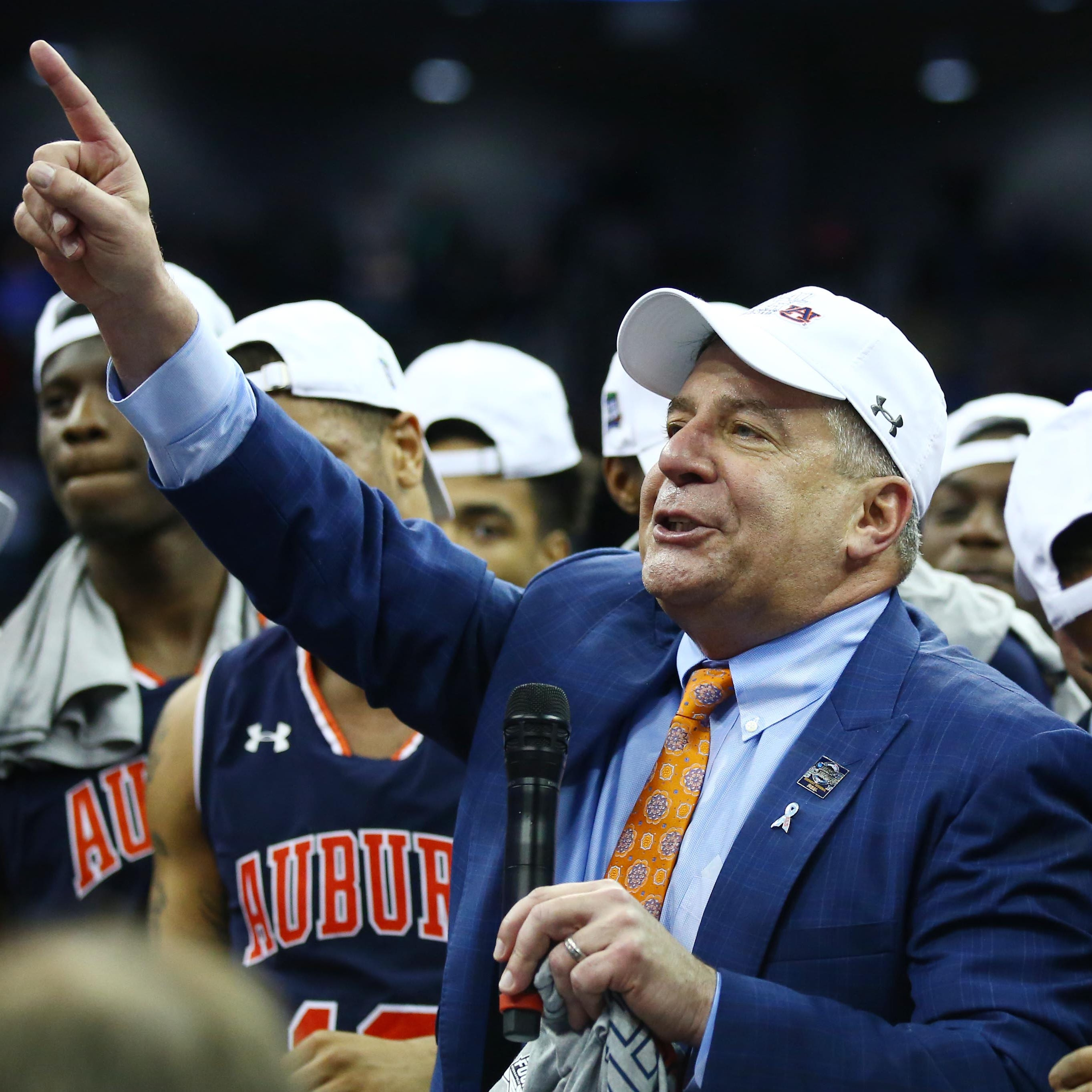 Oakland's Tony Jones knows exactly how Bruce Pearl, Auburn made Final Four