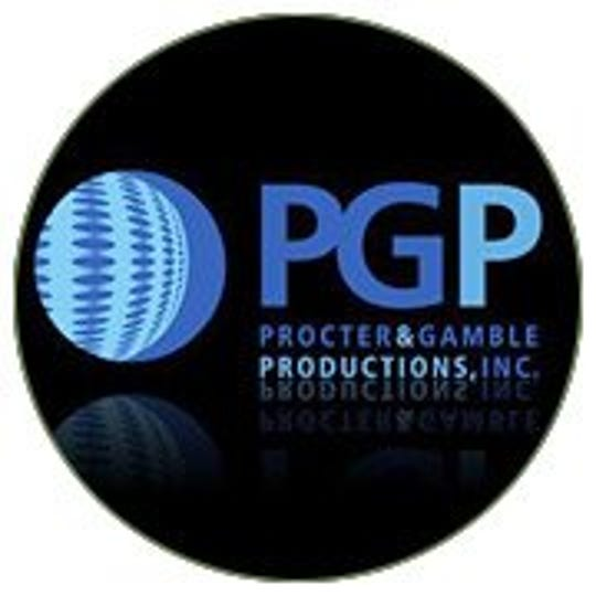 Procter & Gamble Productions, Inc. logo.