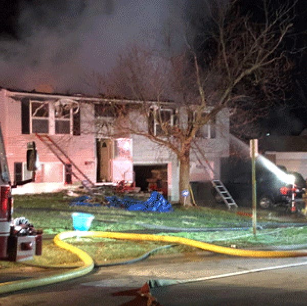 Rekindled fire ravages Forest Park home