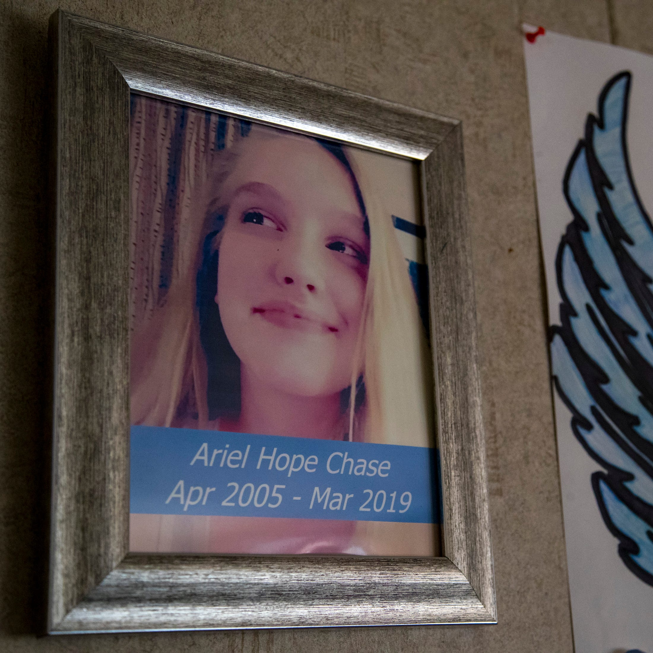 Overwhelmed, Ariel — who died by suicide at 13 — was 'a lightning rod for all the world's pain'