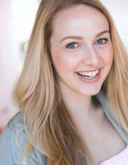 Lucy Given stars in David Adjmi's MARIE ANTOINETTE at the Roxy Regional Theatre, April 12 - April 27