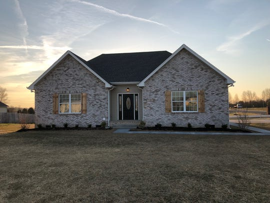 In Portland's Creekside subdivision, new homes are available from the mid-$200,000s, below the average cost of a home in Sumner County.