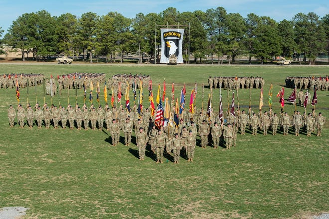 """101st Airborne Division and Fort Campbell Announce """"Save the Date"""" for Week of the Eagles May 17-23"""