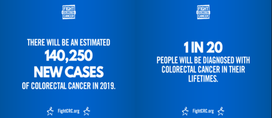The best way to prevent colorectal cancer is to stay current with screenings such as colonoscopy.