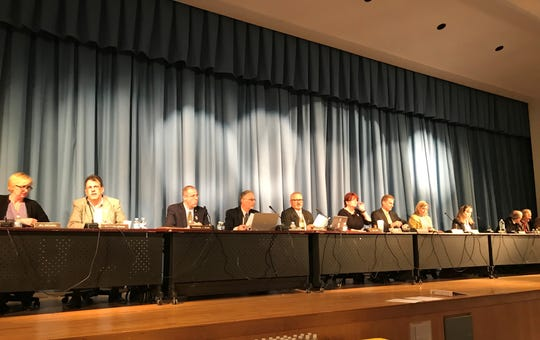 The Old Bridge School District continues to look for ways to cost costs due to its loss in state aid.