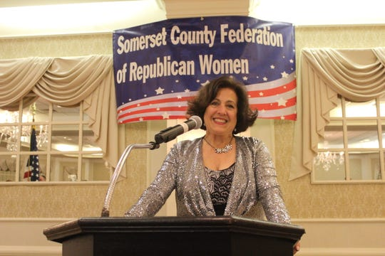 Cathy Callahan has been named the recipient of the 2019 Millicent Fenwick Award by the Somerset County Federation of Republican Women.