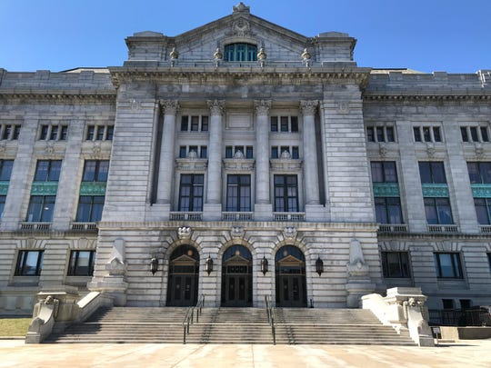 Oral arguments in Michelle Lodzinski appeal for a new trial were held Monday at the William J. Brennan Courthouse in Jersey City.