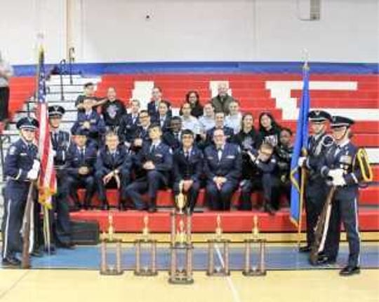 Old Bridge High School Air Force Junior ROTC