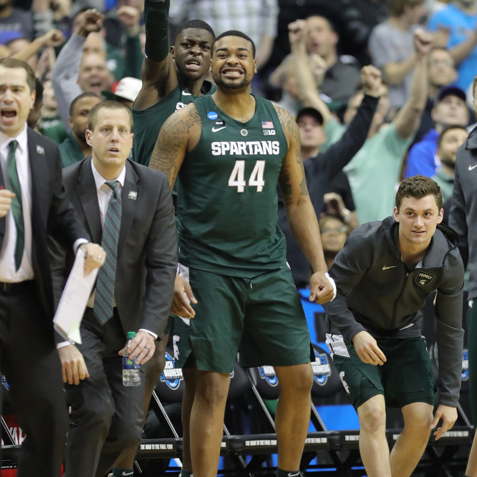 Michigan State basketball a 3-point favorite over Texas Tech in Final Four