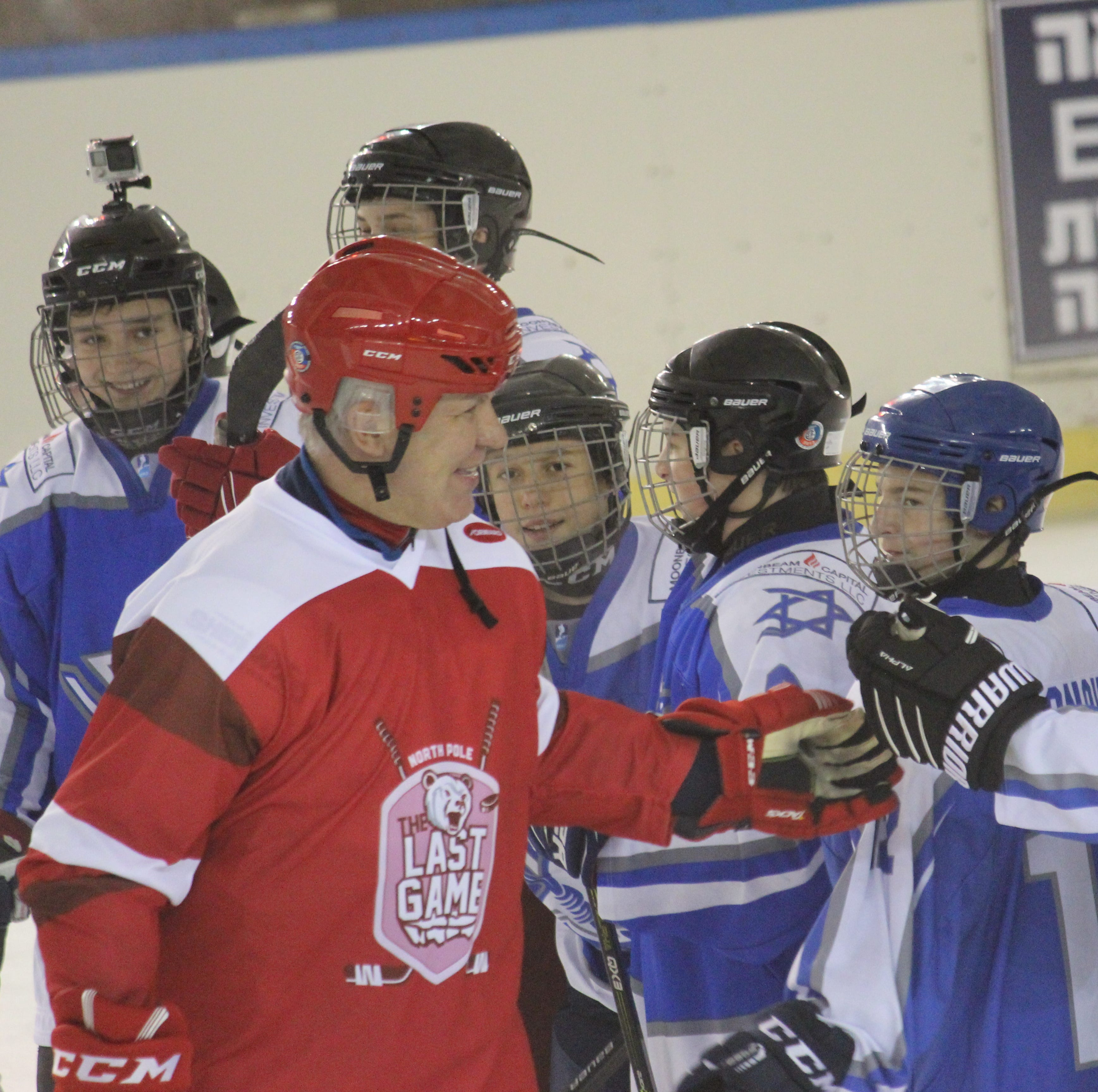 Once a Detroit Red Wings star, Slava Fetisov now takes on global warming