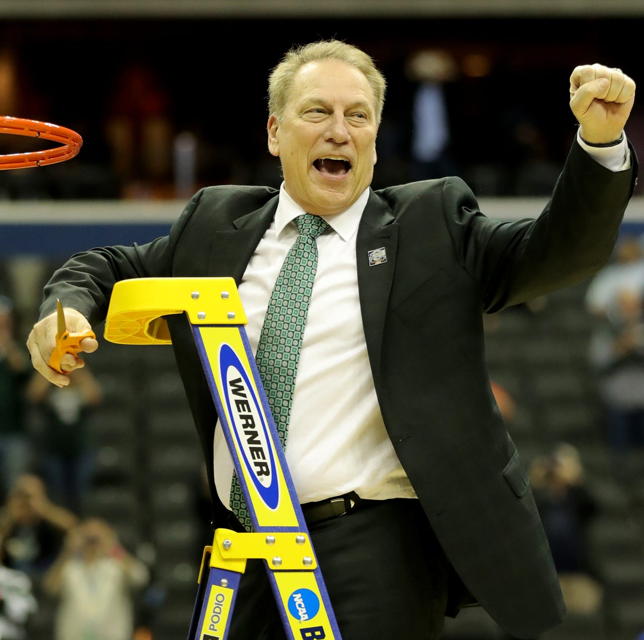 Michigan State coach Tom Izzo's Final Four bonuses not as much as others