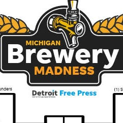 2019 Michigan Brewery Madness: Vote in the Elite 8!