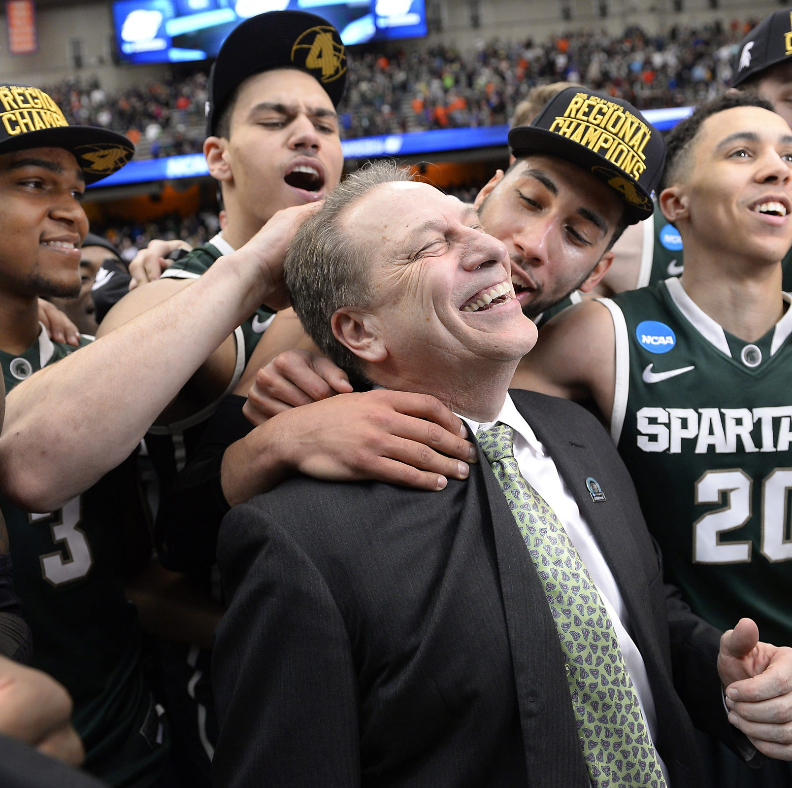 Mitch Albom: Tom Izzo and the pursuit of the 2-championship fraternity